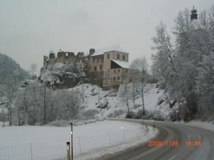 Winter in Reichenstein